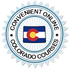 convenient online Colorado courses