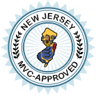 New Jersey MVC approved