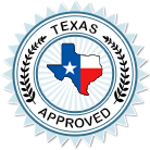 Course Approved by the Texas TDLR